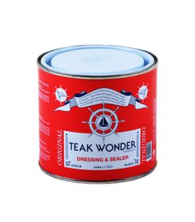 Teak Wonder Dressing Sealer 0.50L Teak protection