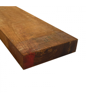 Sharpened in Burmese teak 78x26x915 F.E.Q (First European Quality)