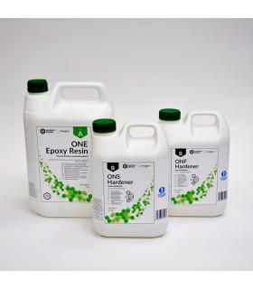 ONE (1kg), Epoxy laminating resin with a high content of BIO component