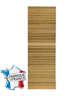 Teak jointed panel - TDS Grey 450 X 1328 mm 6 mm thick
