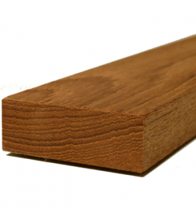 Burmese teak timber 70x35x1200mm Smooth 4 Sides (S4S)