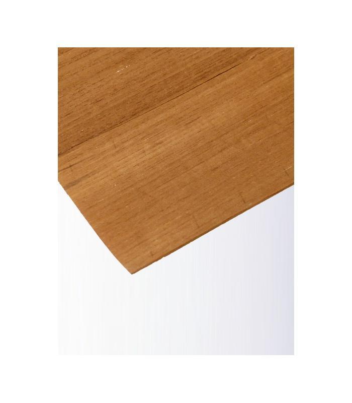 Placage teck 10/10ème - 160x2900mm